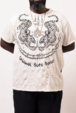 Wholesale Sure Design Men's Thai Tattoo T-Shirt White - $11.00