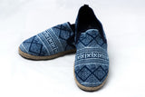 Wholesale Indigo Hill Tribe Printed Slip-ons - $12.50
