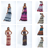 Wholesale Assorted set of 10 Maxi Dresses - $110.00