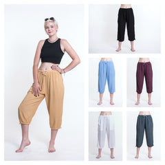 Assorted set of 10 Yoga Cropped Pants