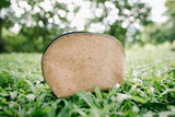 Wholesale Upcycled Cork Rubber Cosmetic Bag - $12.00