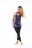 Sure Design Women's Eagle Tank Top Purple
