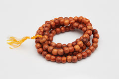 Tibetan Buddhist Bodhi Seed Amber Mala Beads Necklace Or Bracelet