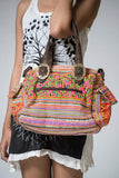 Wholesale Thai Hmong Embroidered Hand Made Boho Bag - $22.00