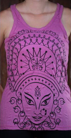 Sure Design Women's Durga Tank Top Pink