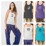 Wholesale Assorted set of 10 Super Soft Sure Design Women's Tank Tops - $80.00