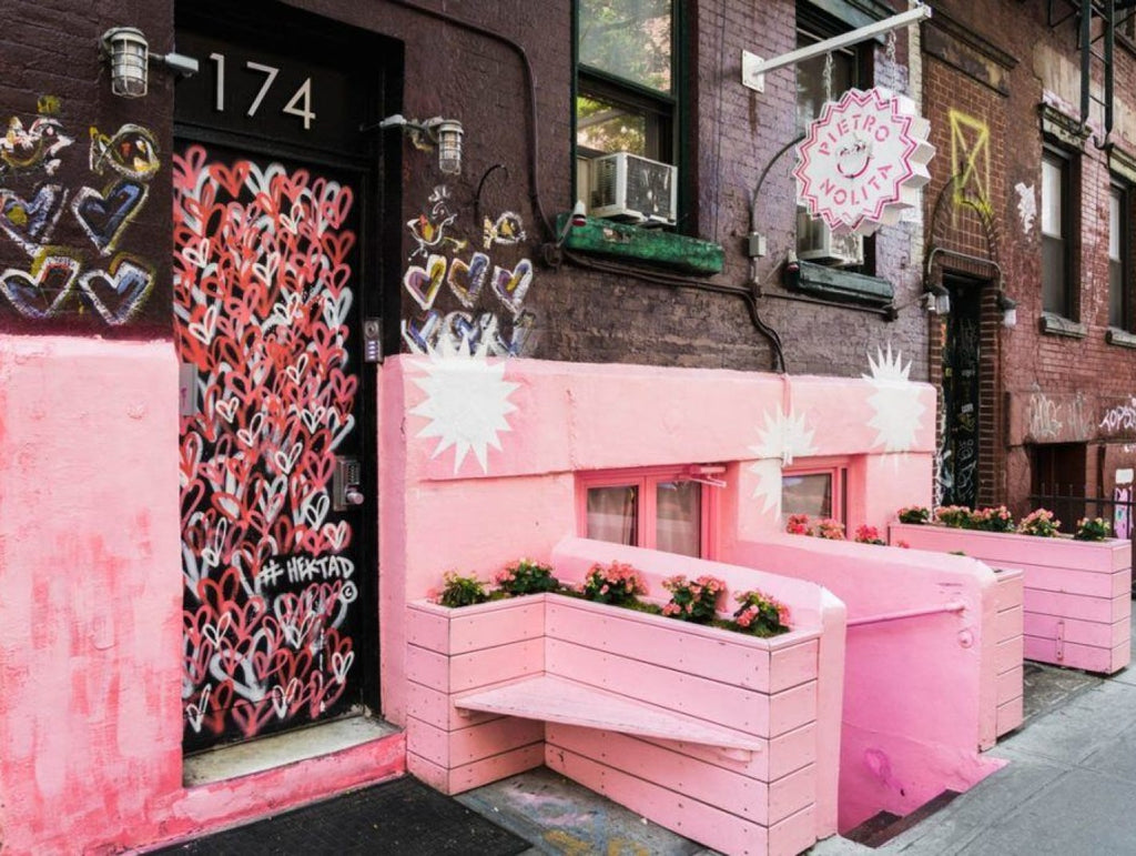 The 15 Most Instagrammable Cafés in New York City