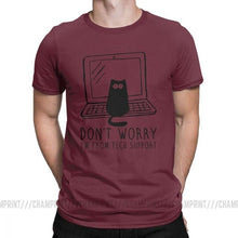 Load image into Gallery viewer, I'm From Tech Support Tee