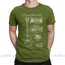 Load image into Gallery viewer, Patent Acoustic Electric Guitar Vintage Tee