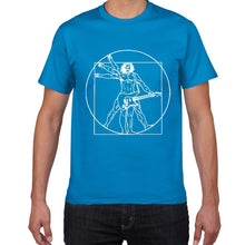 Load image into Gallery viewer, Da Vinci Guitar Tee