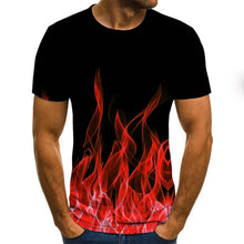 Load image into Gallery viewer, Flame Element Tee