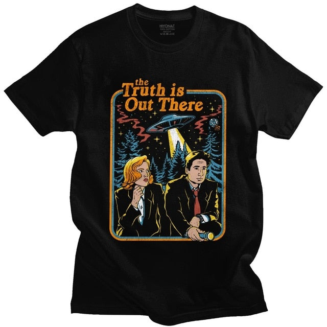 The X Files The Truth Is Out There Vintage Tee