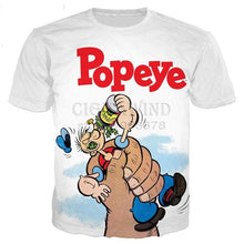 Load image into Gallery viewer, Classical Popeye Tee