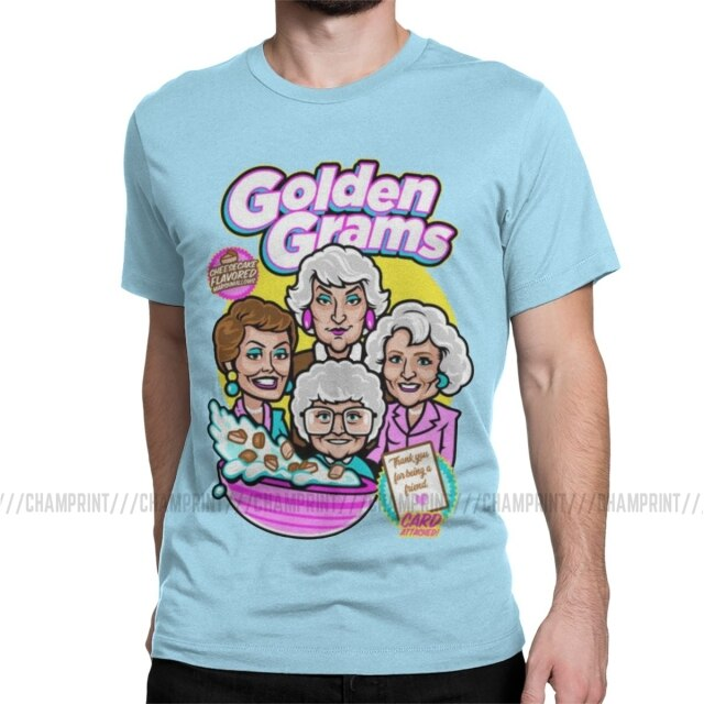 Golden Grams Golden Girls Tee
