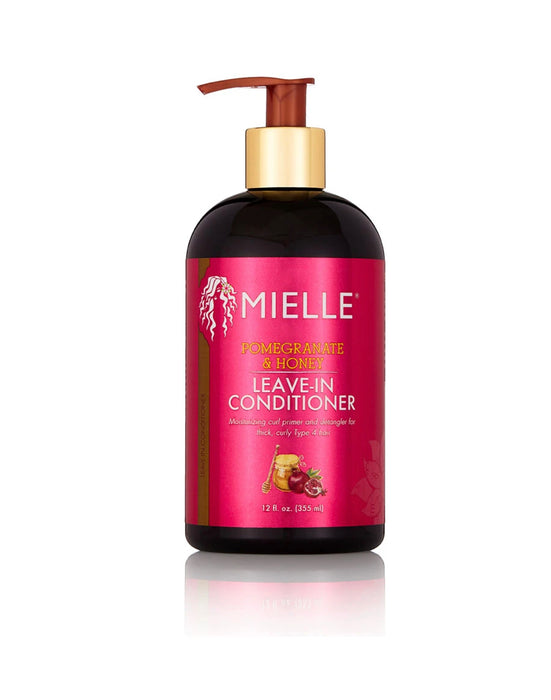 Mielle Pomegranate & Honey Leave In Conditioner - Luxe & Glam Beauty Supply