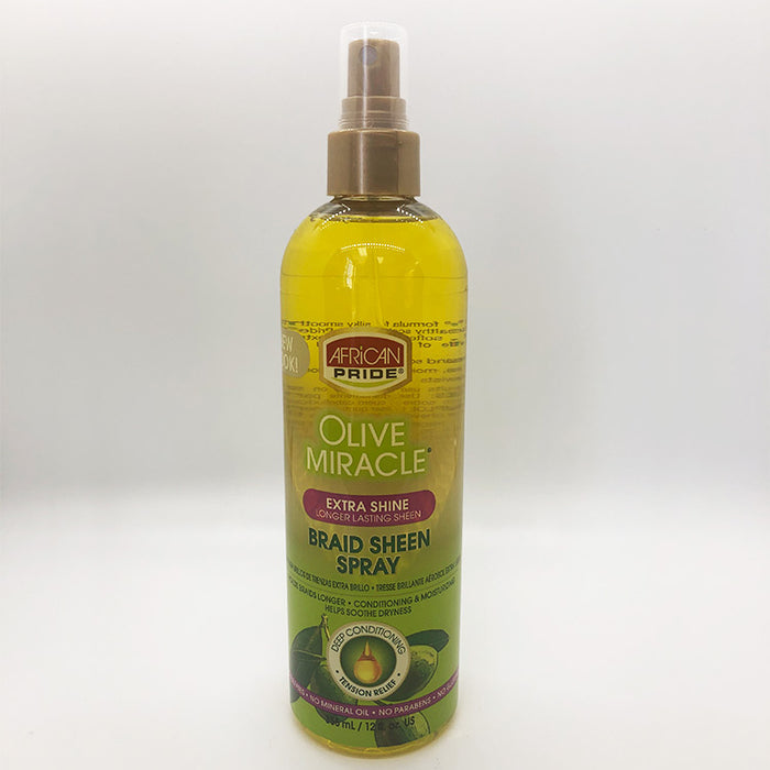 Braid Sheen Spray - Luxe & Glam Beauty Supply