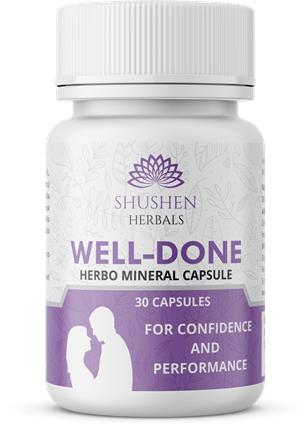 welldone capsule Recommended Dosage