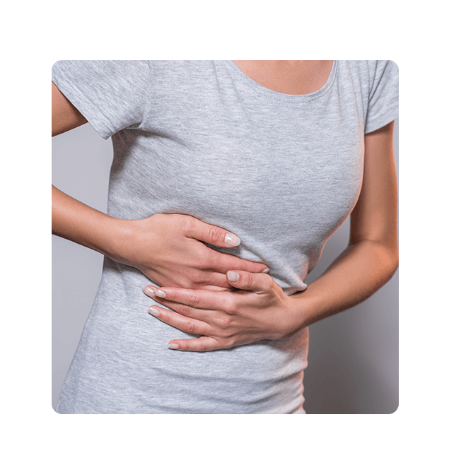 What causes liver problem