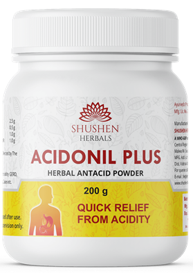 Recommended Dosage Acidonil Powder