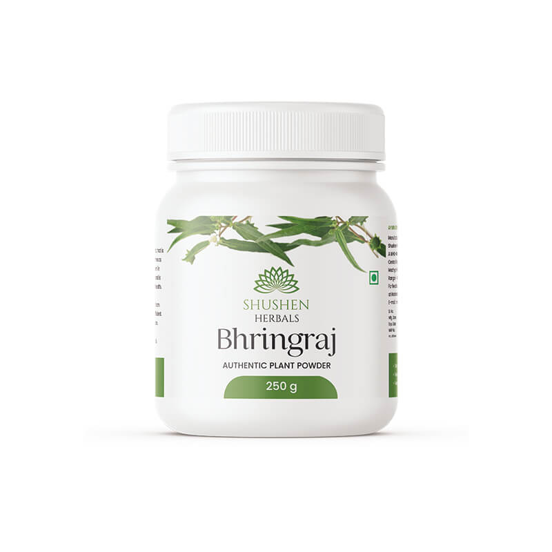 Shushen Herbal Authentic Bhringraj Powder