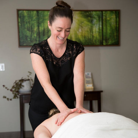 Spa Therapist Sherrie Houghton