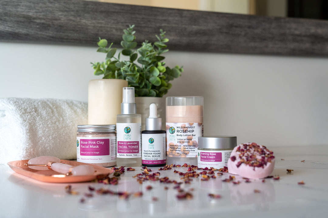 Natural Skincare Spa Products