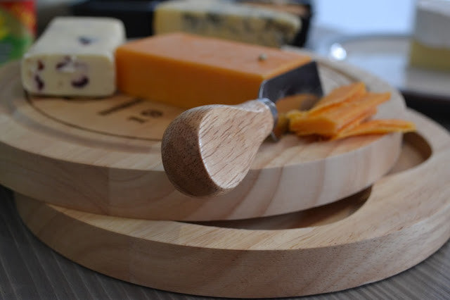 Personalised Cheese Board Set - Personalised Gift Solutions - 4