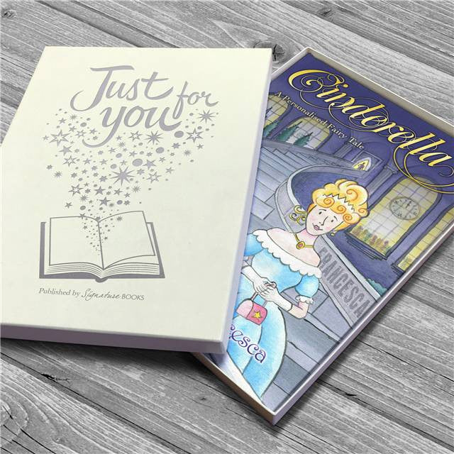 Personalised Cinderella Book - Personalised Gift Solutions - 5