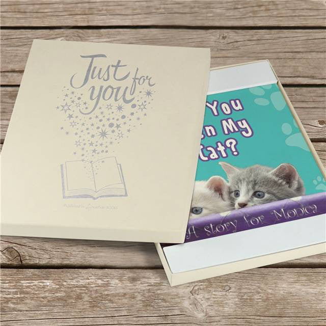 Personalised Have You Seen My Cat Book - Personalised Gift Solutions - 5