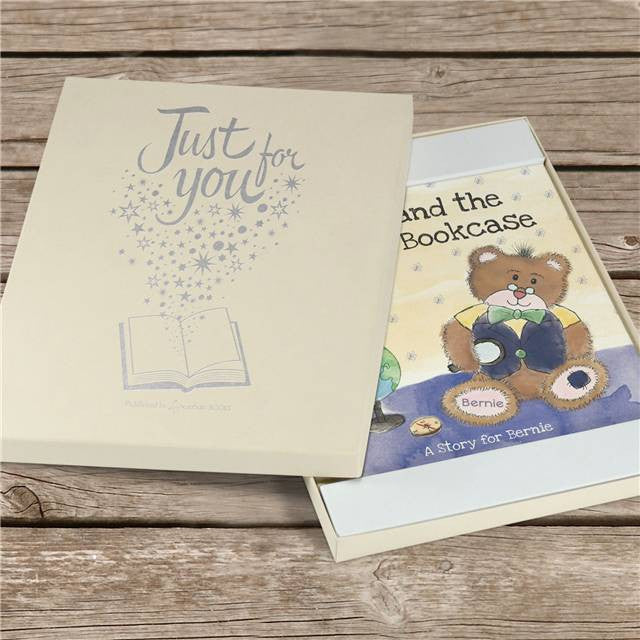Personalised The Magical Bookcase Book - Personalised Gift Solutions - 5