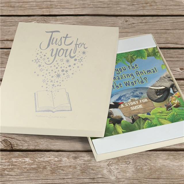 Personalised Most Amazing Animal Book - Personalised Gift Solutions - 5