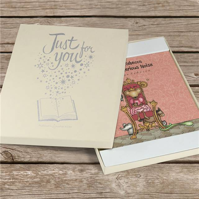 Personalised The Princess and the Mysterious Noise Book - Personalised Gift Solutions - 5