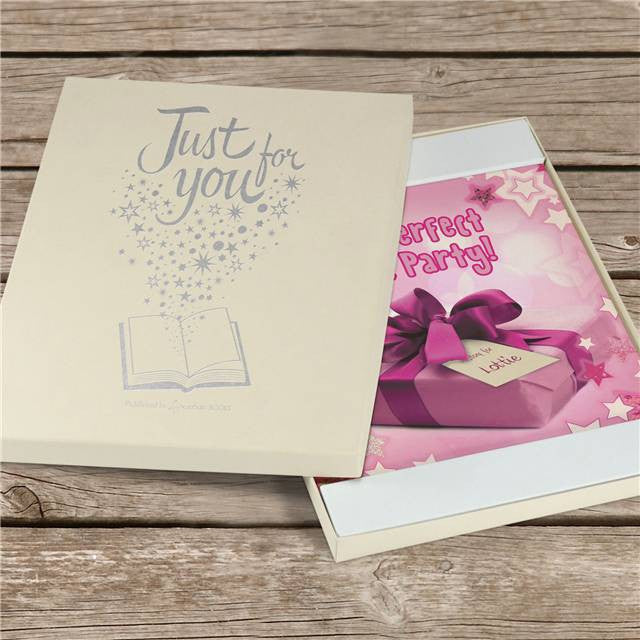 Personalised The Perfect Pink Party Book - Personalised Gift Solutions - 6