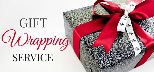 Gift Wrapping Service - Personalised Gift Solutions - 1