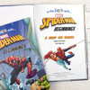 Spiderman Beginnings Personalised Marvel Book