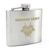 Personalised Fishing Hip Flask - Personalised Gift Solutions - 2