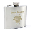Personalised Fishing Hip Flask - Personalised Gift Solutions - 3