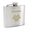 Personalised Fishing Hip Flask - Personalised Gift Solutions - 4