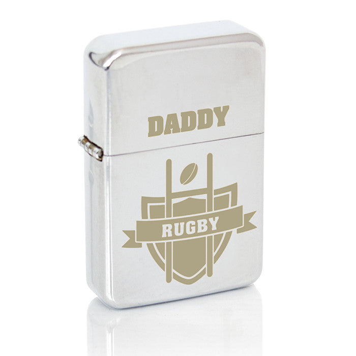 Personalised Rugby Lighter - Personalised Gift Solutions - 2