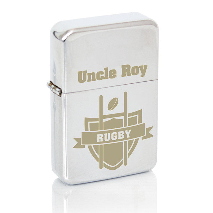 Personalised Rugby Lighter - Personalised Gift Solutions - 6