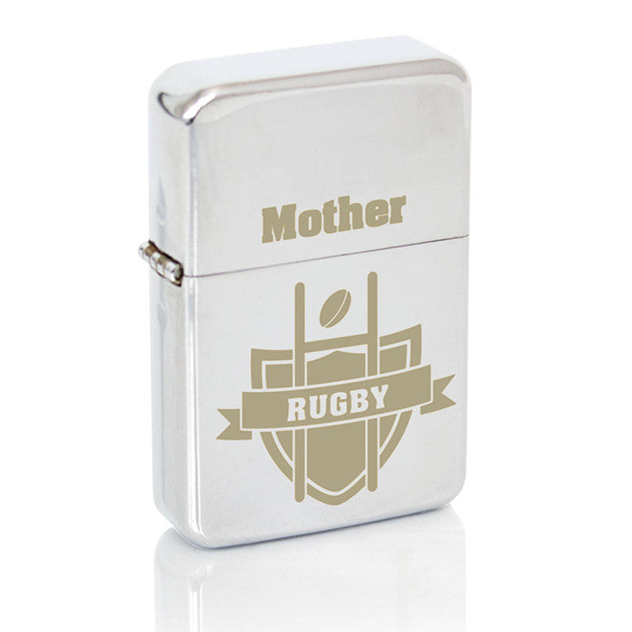 Personalised Rugby Lighter - Personalised Gift Solutions - 7