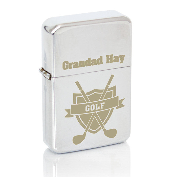 Personalised Golf Lighter - Personalised Gift Solutions - 3