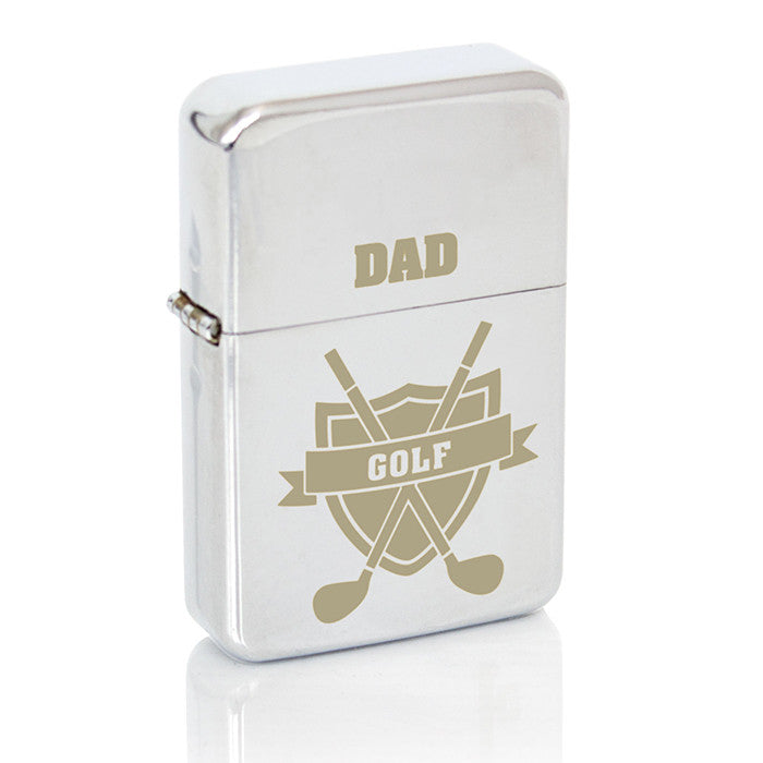 Personalised Golf Lighter - Personalised Gift Solutions - 5