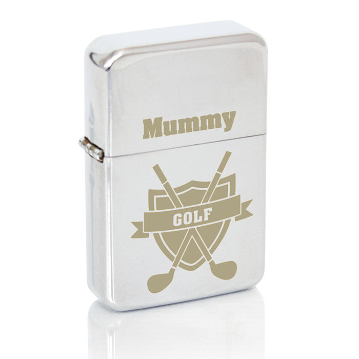 Personalised Golf Lighter - Personalised Gift Solutions - 6