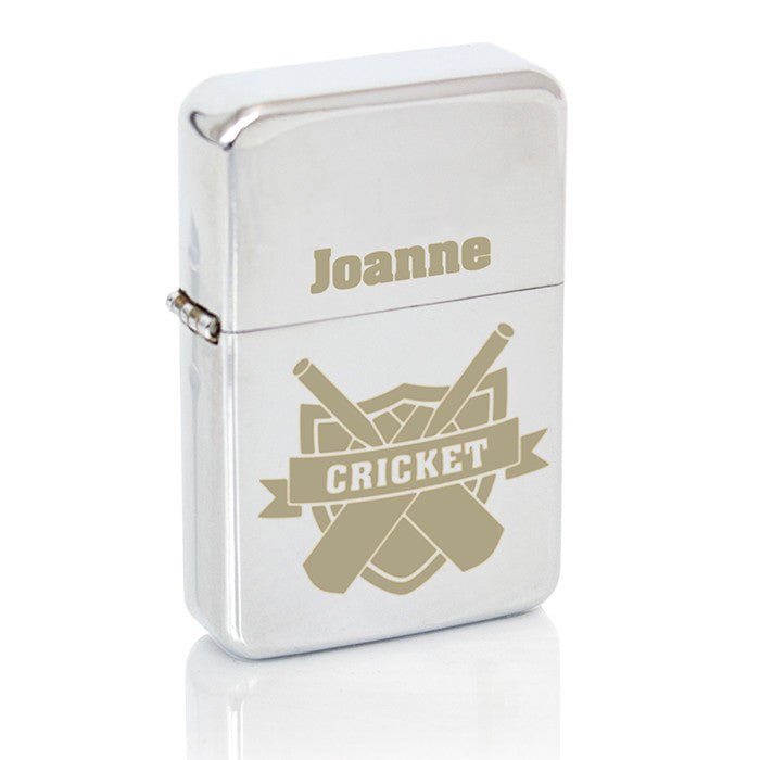 Personalised Cricket Lighter - Personalised Gift Solutions - 2