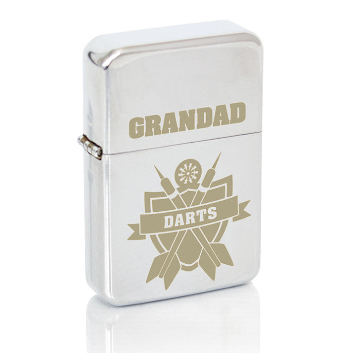 Personalised Darts Lighter - Personalised Gift Solutions - 3