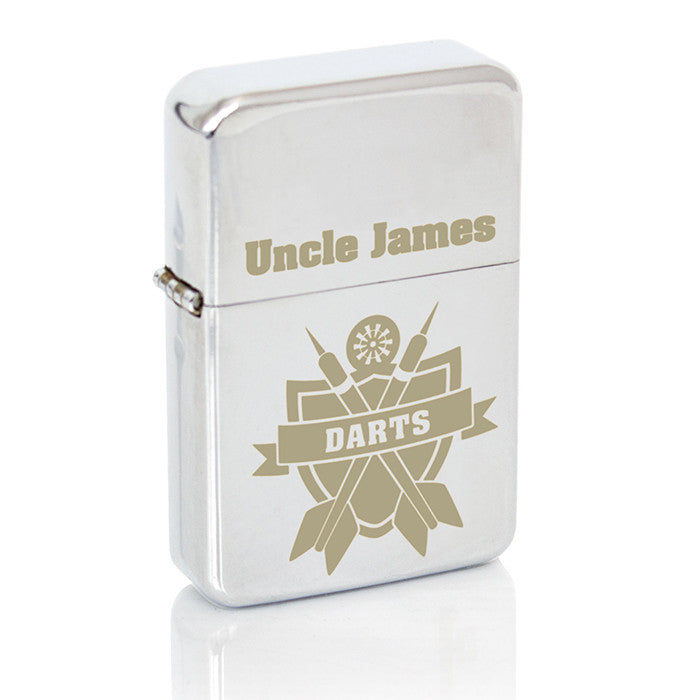 Personalised Darts Lighter - Personalised Gift Solutions - 4