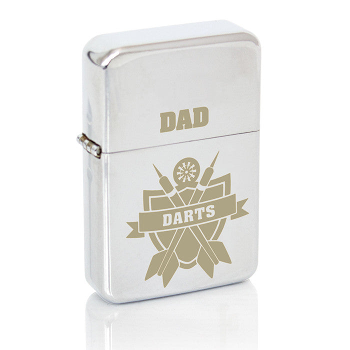 Personalised Darts Lighter - Personalised Gift Solutions - 7