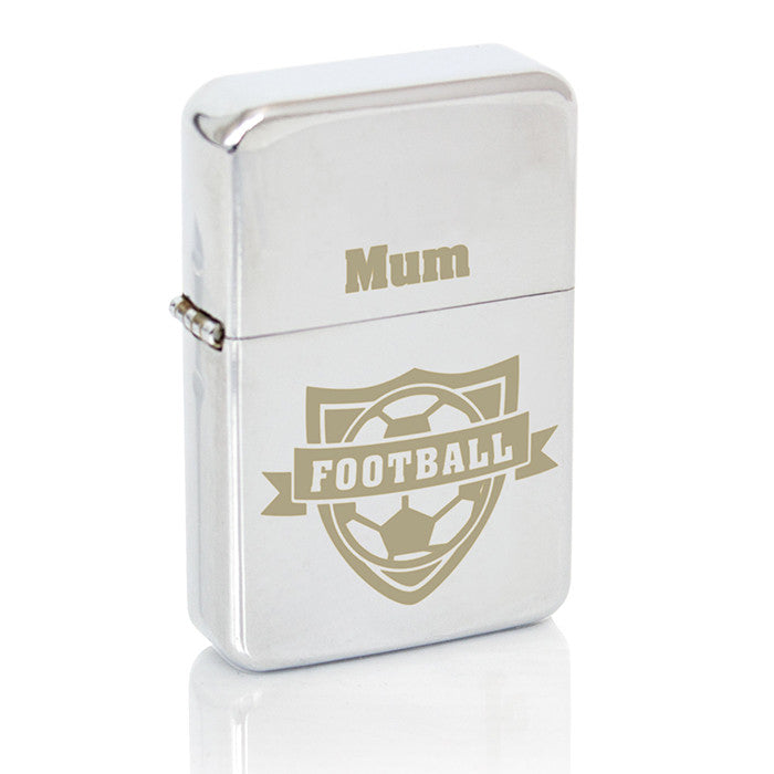 Personalised Football Lighter - Personalised Gift Solutions - 3