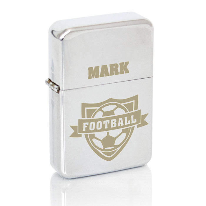 Personalised Football Lighter - Personalised Gift Solutions - 6